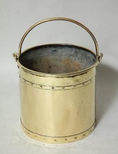 English Brass Bucket - 664975