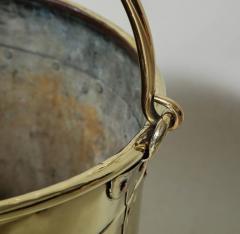 English Brass Bucket - 664976