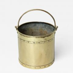 English Brass Bucket - 665232