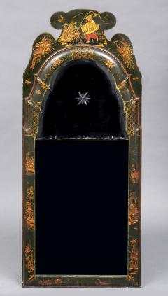 English Chinoiserie Mirror - 141392