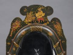 English Chinoiserie Mirror - 141393