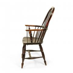 English Country Windsor Arm Chair - 1403056
