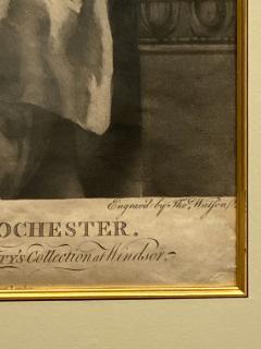 English Engraving Henrietta Countess of Rochester Circa 19th Century - 1473910