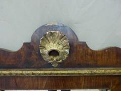 English George I Parcel Gilt and Walnut Mirror - 36244
