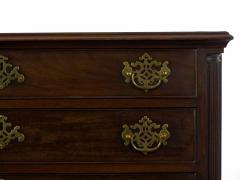 English George III Mahogany Chest of Drawers circa 1790 - 1115418