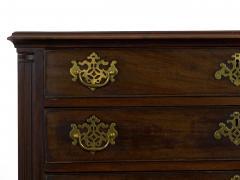 English George III Mahogany Chest of Drawers circa 1790 - 1115419
