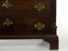 English George III Mahogany Chest of Drawers circa 1790 - 1115422
