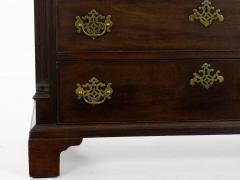 English George III Mahogany Chest of Drawers circa 1790 - 1115424