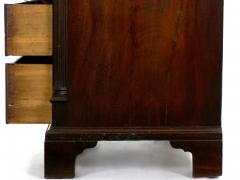 English George III Mahogany Chest of Drawers circa 1790 - 1115426
