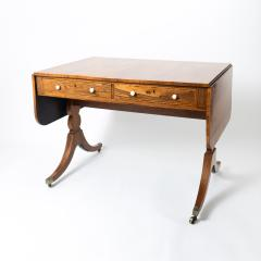 English Georgian Brazilian Rosewood Sofa Table - 1730308