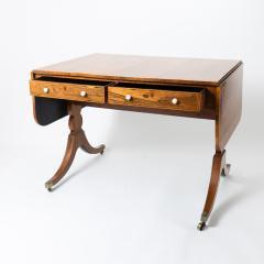 English Georgian Brazilian Rosewood Sofa Table - 1730309