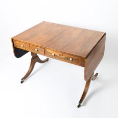 English Georgian Brazilian Rosewood Sofa Table - 1730311