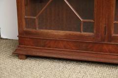 English Mahogany Bookcase - 803098