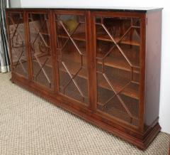 English Mahogany Bookcase - 803099
