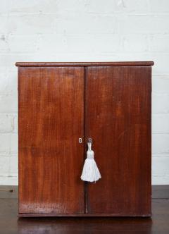 English Mahogany Collectors Cabinet Drinks Table - 1984300