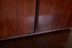 English Mahogany Collectors Cabinet Drinks Table - 1984308