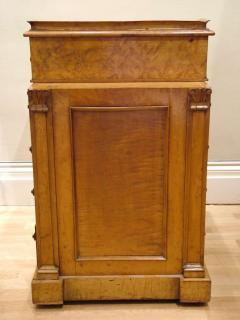English Maple Davenport Desk of the Late Georgian Period - 627700