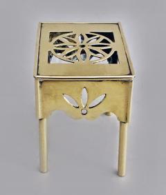 English Miniature Brass Footman - 1921890
