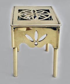 English Miniature Brass Footman - 1921891