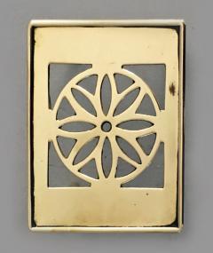 English Miniature Brass Footman - 1921894