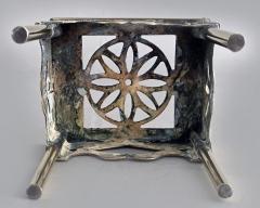 English Miniature Brass Footman - 1921895