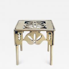 English Miniature Brass Footman - 1923856