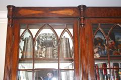 English Regency Breakfront Bookcase - 1781702