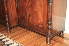 English Regency Breakfront Bookcase - 1781704