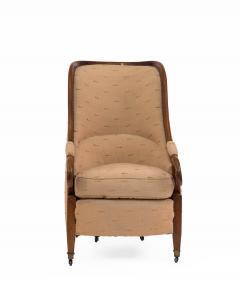 English Regency Club Chair - 1424742