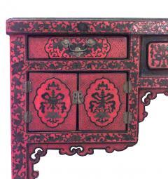 English Regency Coromandel Chinoiserie Desk - 1429041