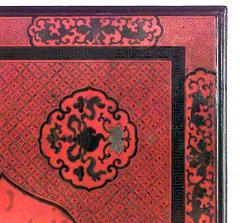 English Regency Coromandel Chinoiserie Desk - 1429043