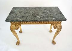 English Regency Giltwood Side Tables in the Manner of William Kent - 2127876
