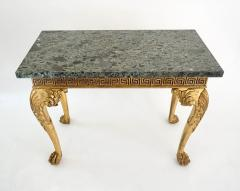 English Regency Giltwood Side Tables in the Manner of William Kent - 2127877
