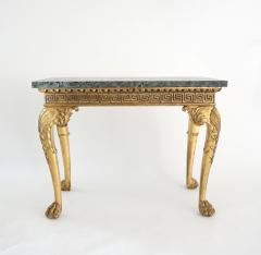 English Regency Giltwood Side Tables in the Manner of William Kent - 2127879