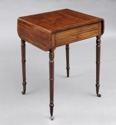 English Regency Pembroke Games Table - 96847