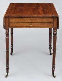 English Regency Pembroke Games Table - 96849