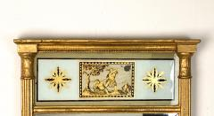 English Regency Pier Mirror Circa 1810 - 1580104