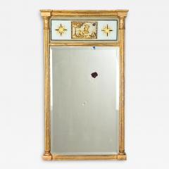 English Regency Pier Mirror Circa 1810 - 1580418