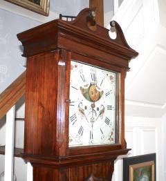 English Regency Tall Case Clock - 1842098