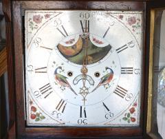 English Regency Tall Case Clock - 1842106