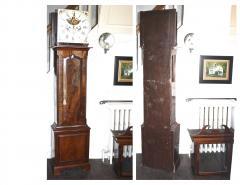 English Regency Tall Case Clock - 1842108