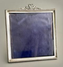 English Sterling Silver Picture Frame 1927 - 2057257
