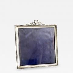 English Sterling Silver Picture Frame 1927 - 2060136