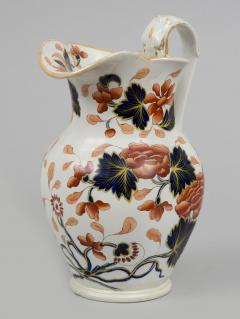 English Stoneware Imari Jug - 266735