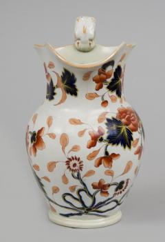 English Stoneware Imari Jug - 266737