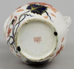 English Stoneware Imari Jug - 266740