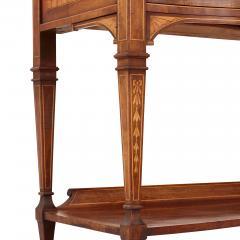 English Victorian period vitrine cabinet - 1577211