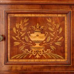 English Victorian period vitrine cabinet - 1577229