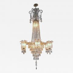 English William IV Early 19th Century Crystal Chandelier - 101184