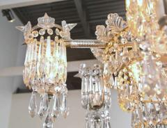 English William IV Early 19th Century Crystal Chandelier - 98164